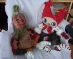 Mes poupées RAGGEDY ann